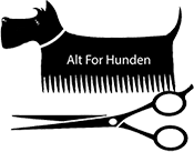 Alt for hunden – Din hundesalon Logo